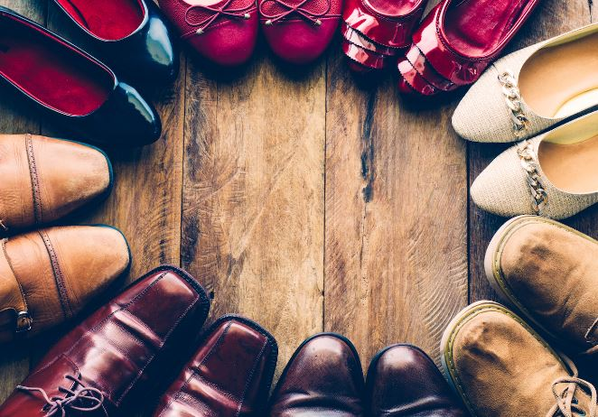 احذية نمشي