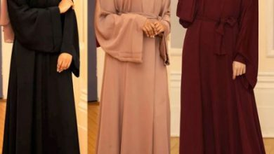 أزياء نمشي عربيه