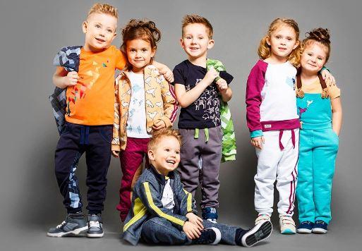 نمشي ملابس اطفال